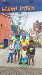 Unlimited Rides at Luna Park