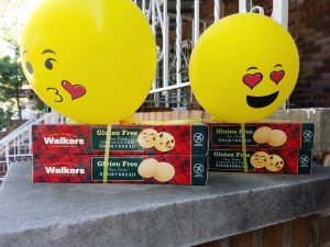 Celebrate World Smile Day with Walkers Shortbread