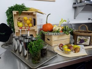 Butter Beans Farm to Table Kids Cooking Class