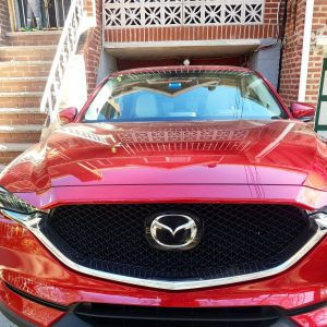 Road Trip in the Mazda CX-5 & Car Seat Safety Tips from Cars.com