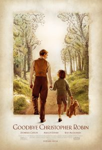Goodbye Christopher Robin in NYC Theaters 10/13