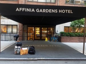 A Penthouse Family Birthday Staycation at Affinia Gardens