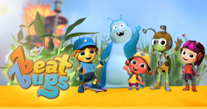 Beat Bugs Books, Toys & Holiday Special