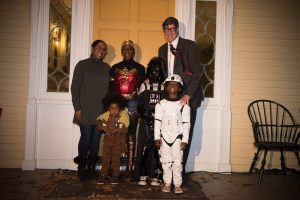 Halloween at Gracie Mansion