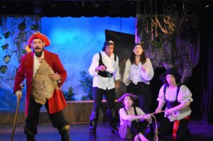 Treasure Island at The Players Theatre in NYC
