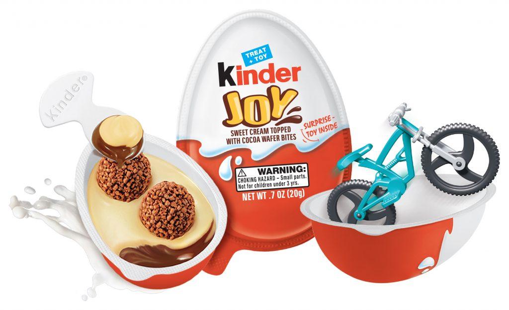 Kinder Joy Package Image
