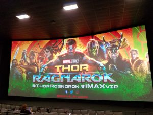 THOR: RAGNAROK in Theaters November 3rd