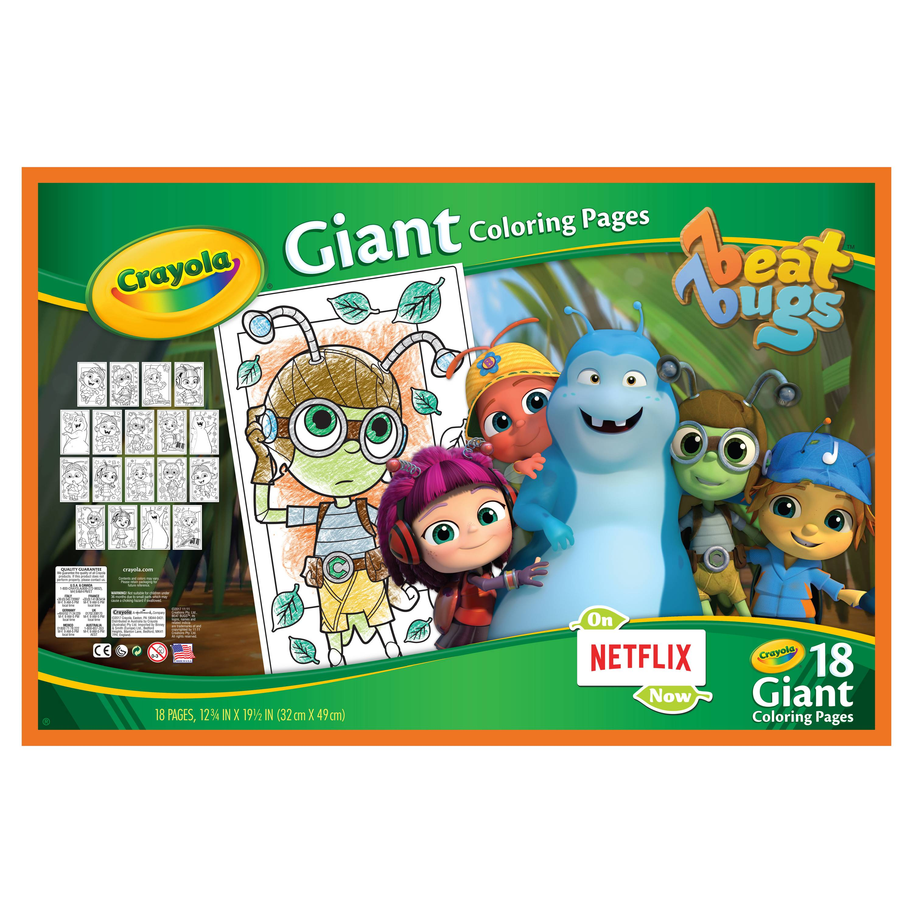 Beat Bugs Books, Toys & Holiday Special | Thirtymommy