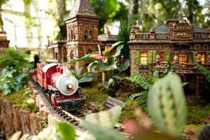 Holiday Train Show at NYBG & Ticket Giveaway