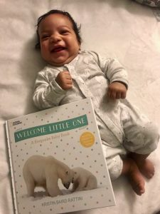 Welcome Little One: A Keepsake Baby Book Giveaway