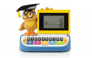 Math & Foreign Language with the Wise Ol' Owl Calculator