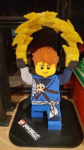 LEGO NINJAGO Movie Event Days at LEGOLAND Discovery Center Westchester