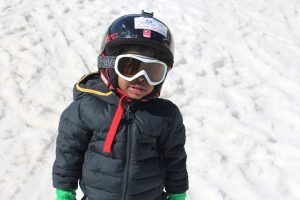 Ski, Skate, Speed & Smores: A 3 year old's Guide to Okemo Mountain Resort