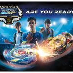 Beyblade Burst World Championship Training